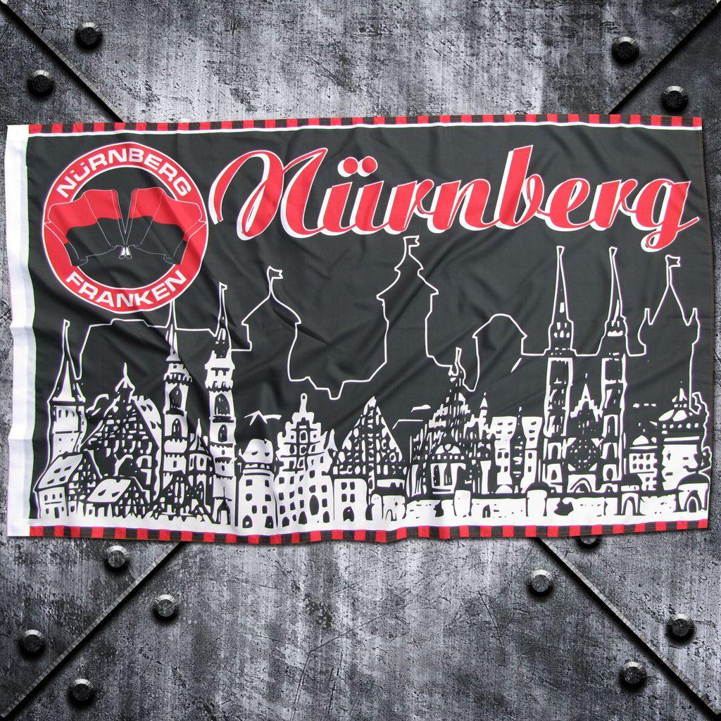 Fahne 'Nürnberg Franken'