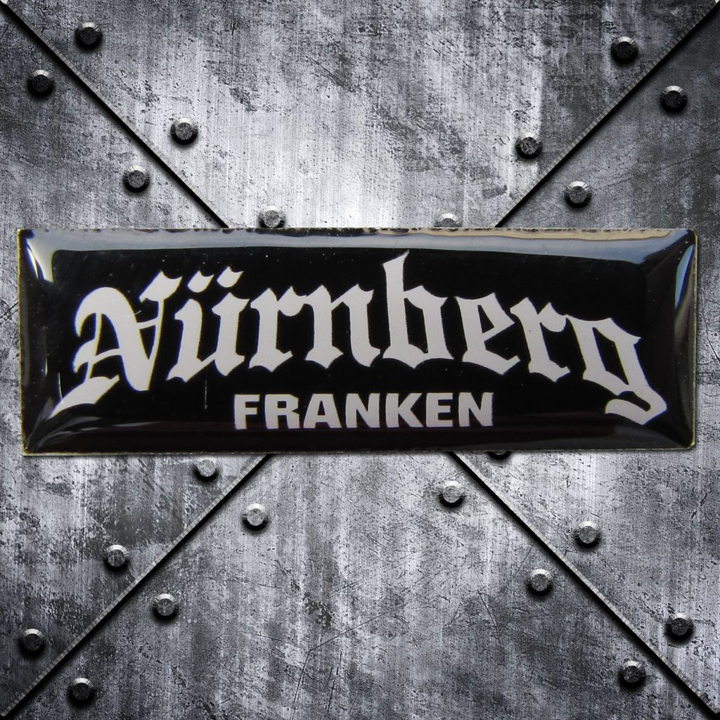 PIN 'Nürnberg' Franken