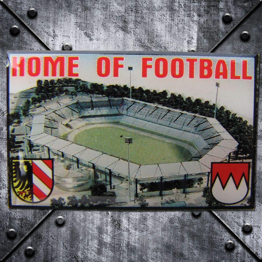 PIN 'Home of Football' Frankenstadion