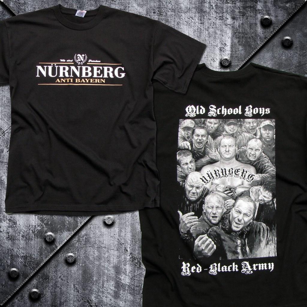 T-Shirt 'Nürnberg' Old School Boys