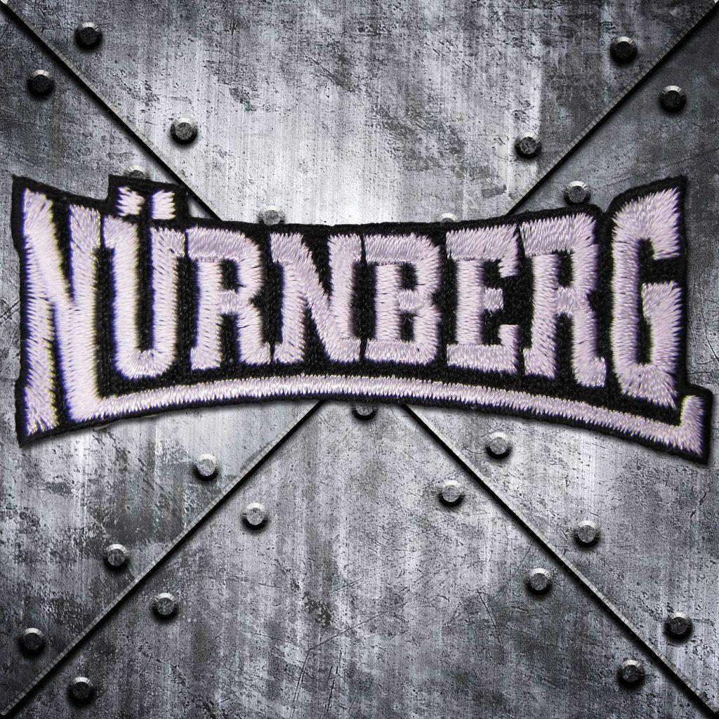 Aufnäher 'Nürnberg'