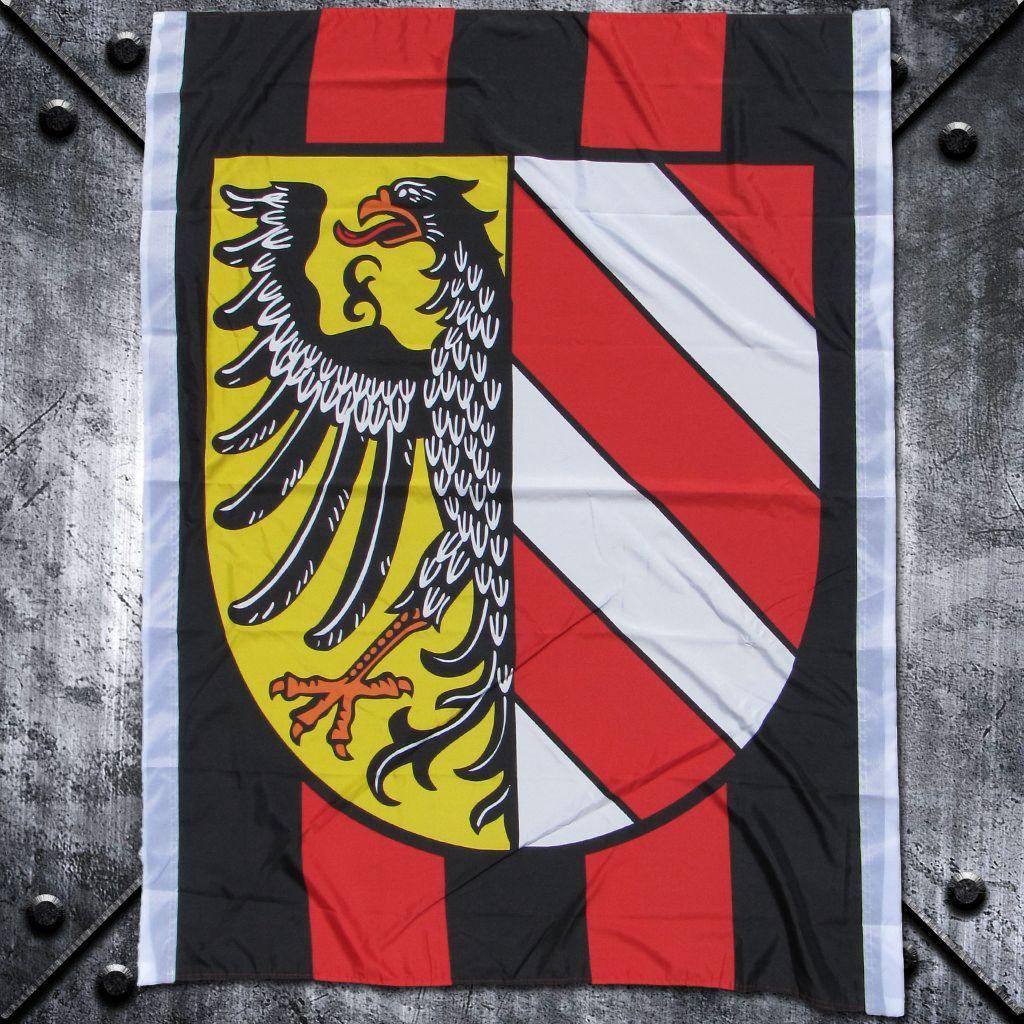 Fahne - Nürnbergwappen
