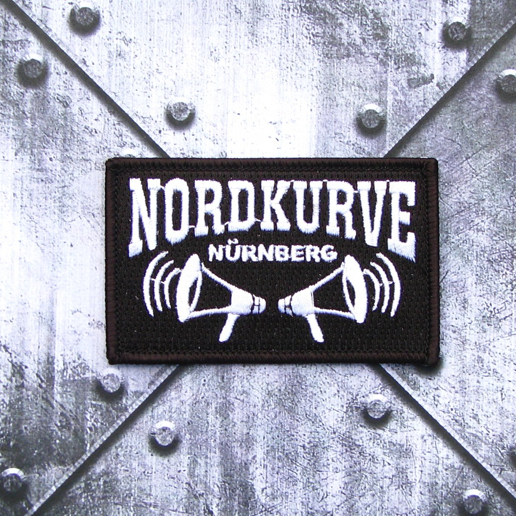 Aufnäher 'Nordkurve Nürnberg'