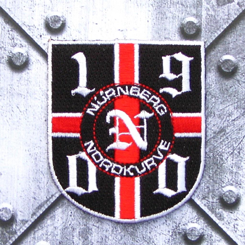 Aufnäher 'Nürnberg Nordkurve-1900'