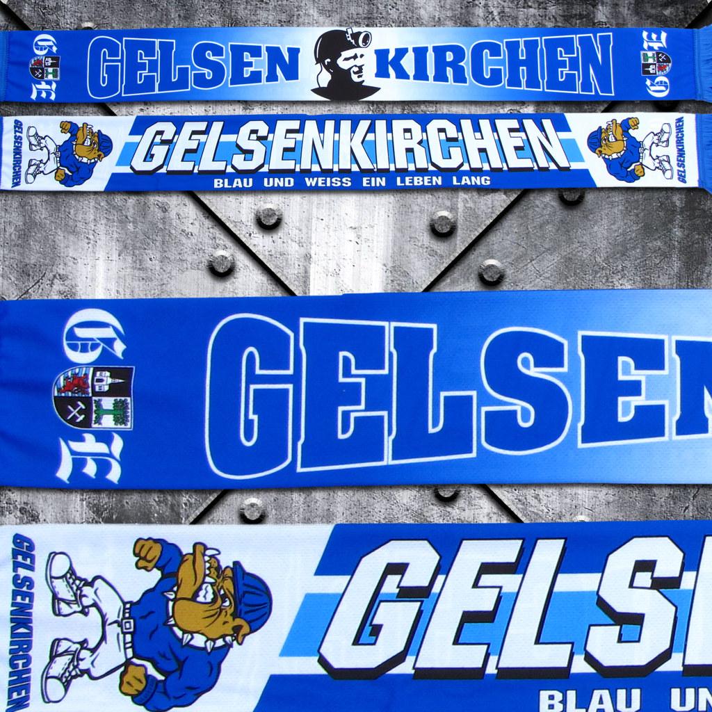 Polyesterschal 'Gelsenkirchen'