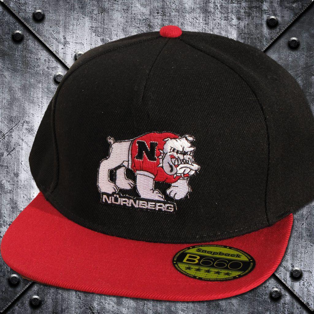 Snapback Cap 'Nürnberg Bulldog'