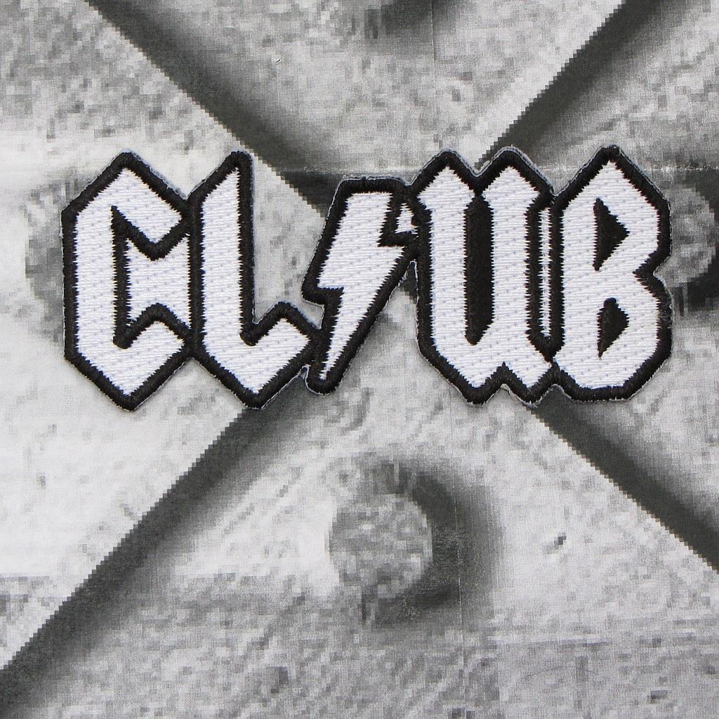 Aufnäher 'Club'