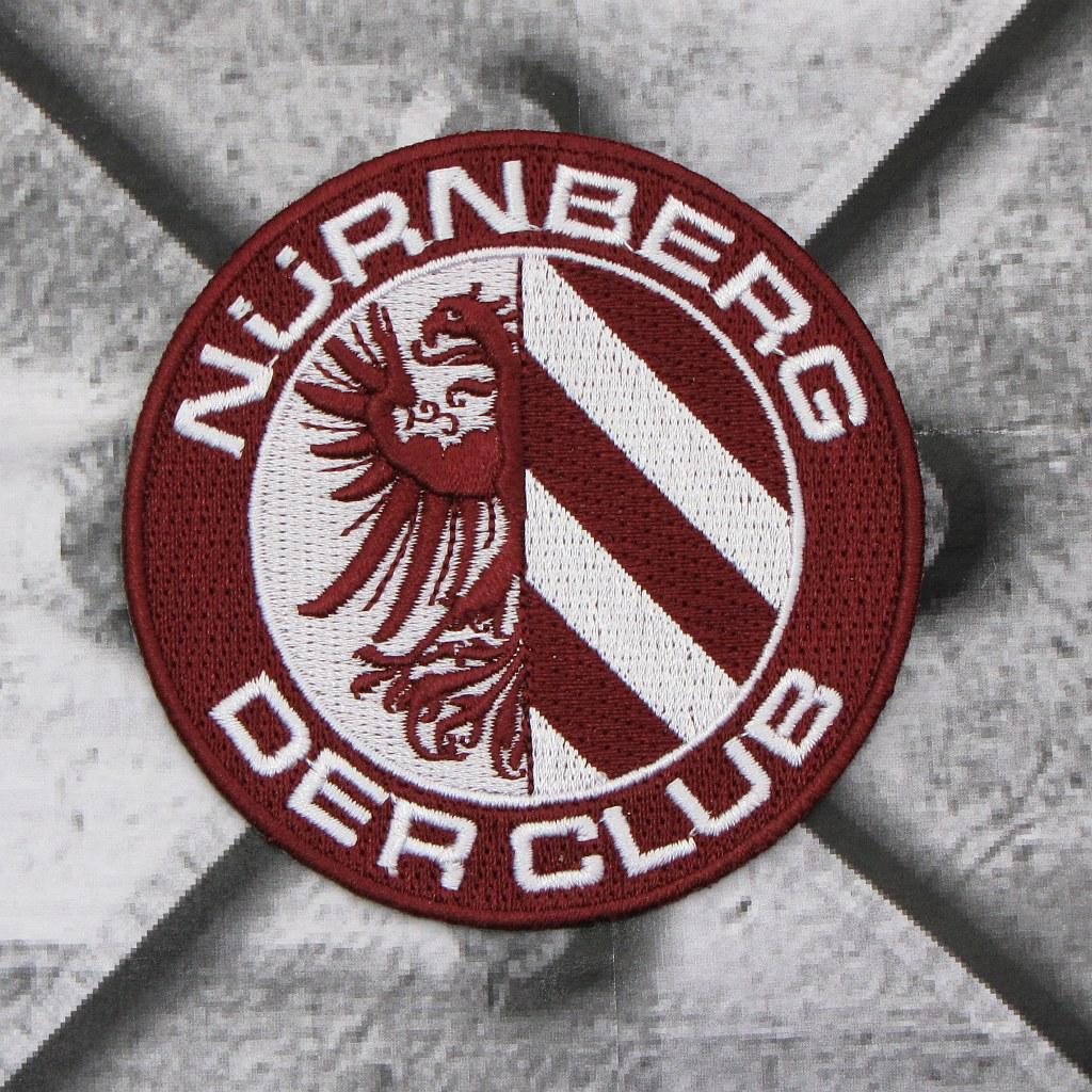 Aufnäher 'Nürnberg - Der Club'