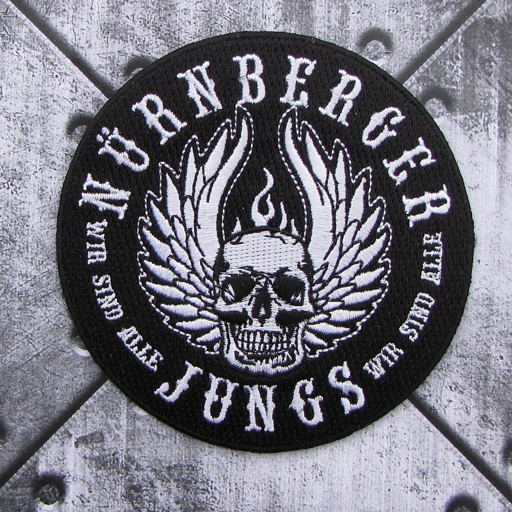 Aufnäher 'Nürnberger Jungs'
