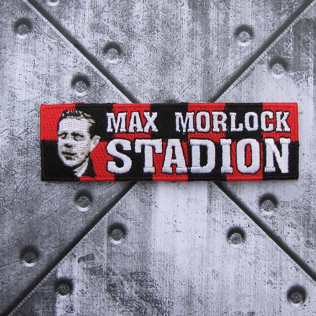 Aufnäher 'Max Morlock Stadion'