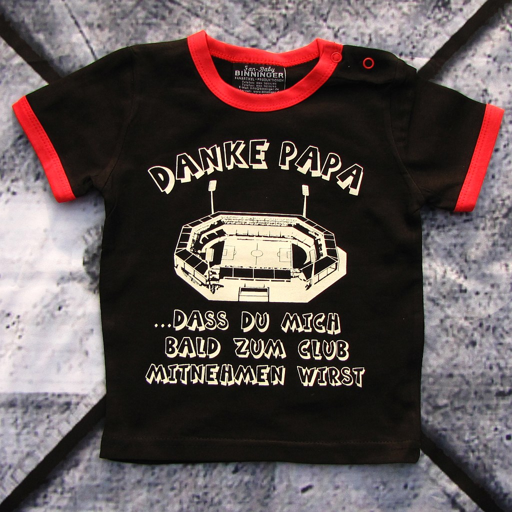 Kinder T-Shirt 'Danke Papa'