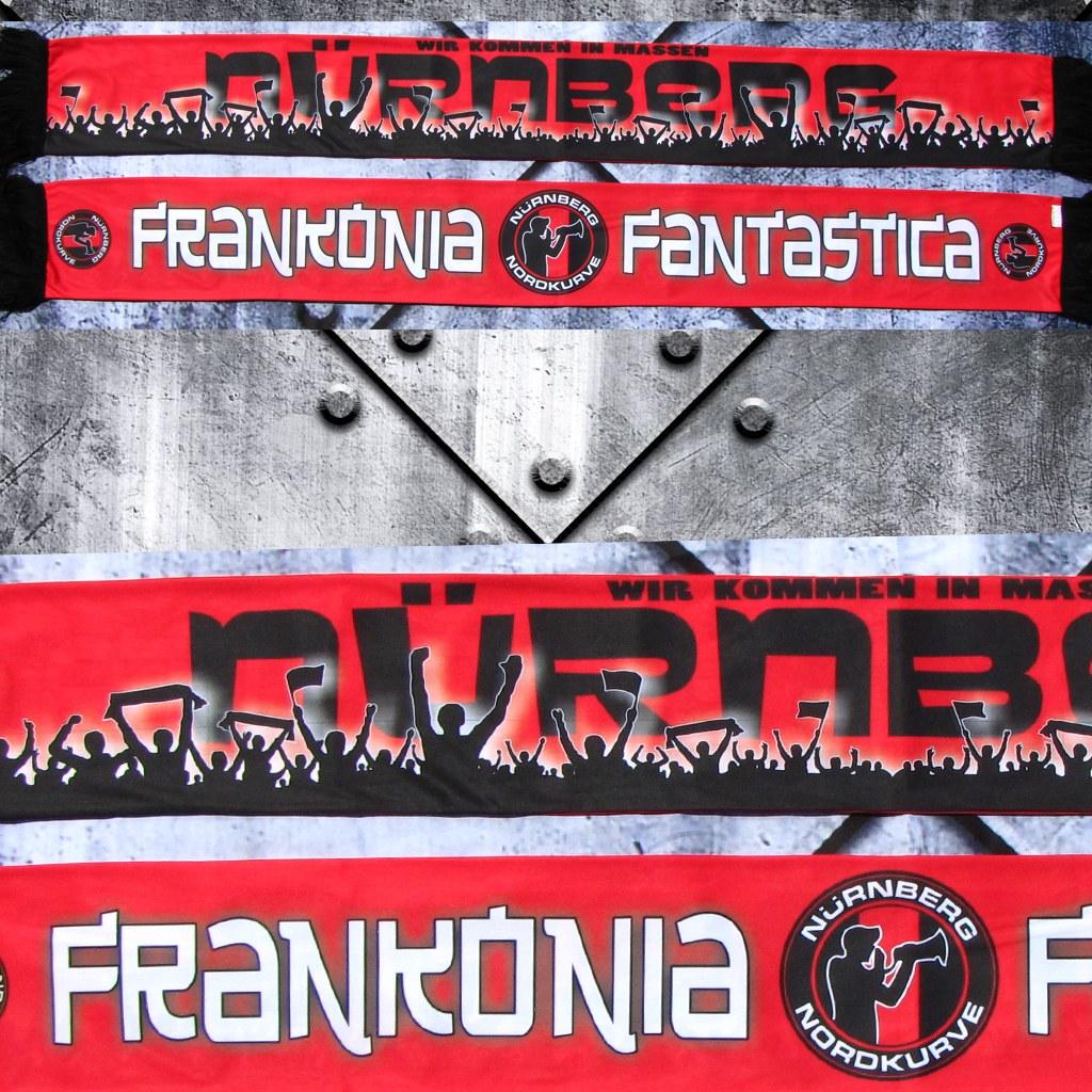 Polyesterschal Frankonia Fantastica
