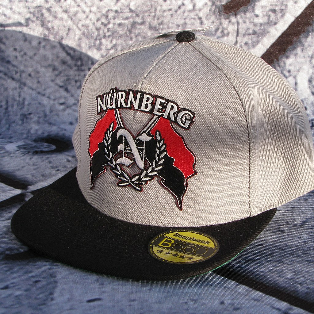 Snapback Cap Nürnberg Flags