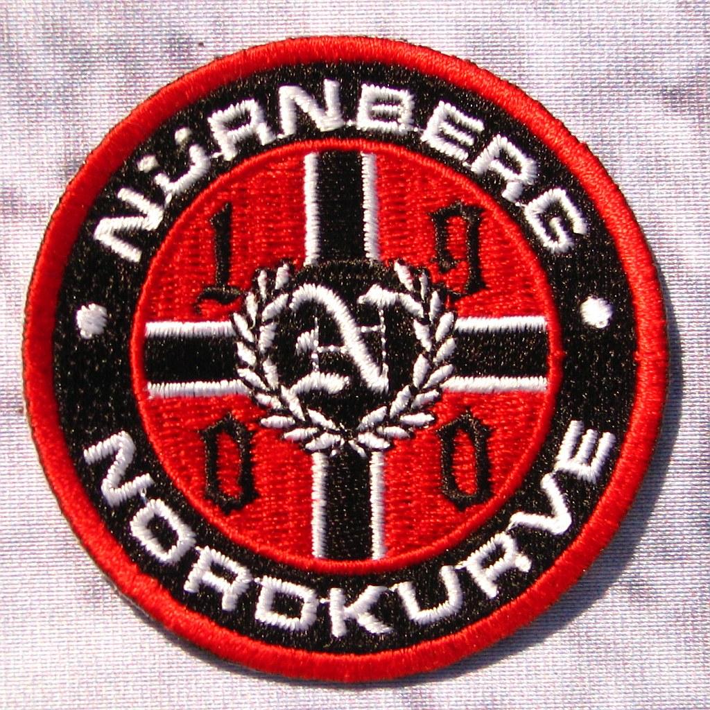 Aufnäher Nürnberg Nordkurve