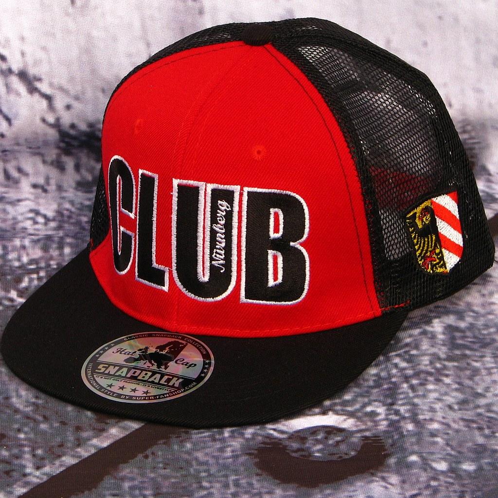Snapback Cap - Club mesh