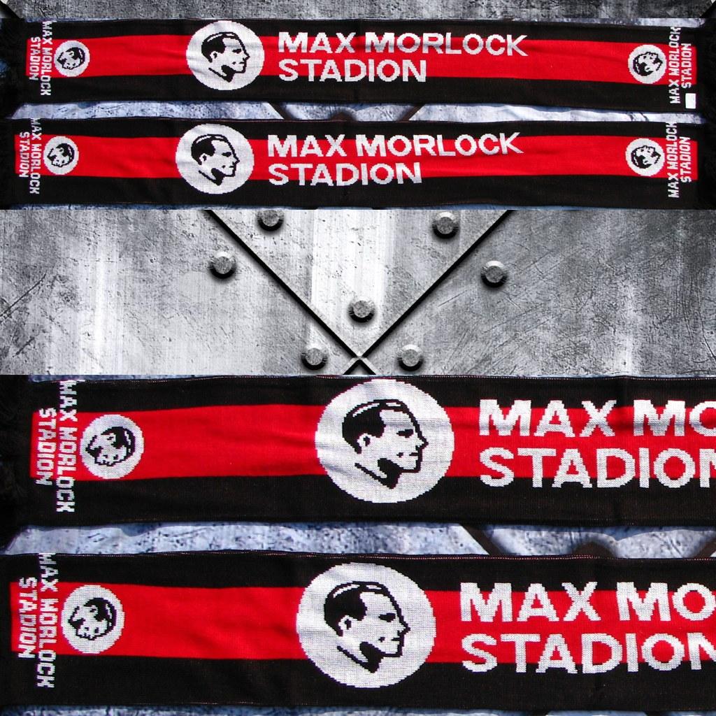 Jacquard Schal - Max Morlock Stadion