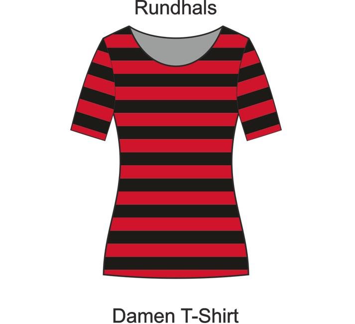 DESIGN YOUR STYLE - Damen Rundhals