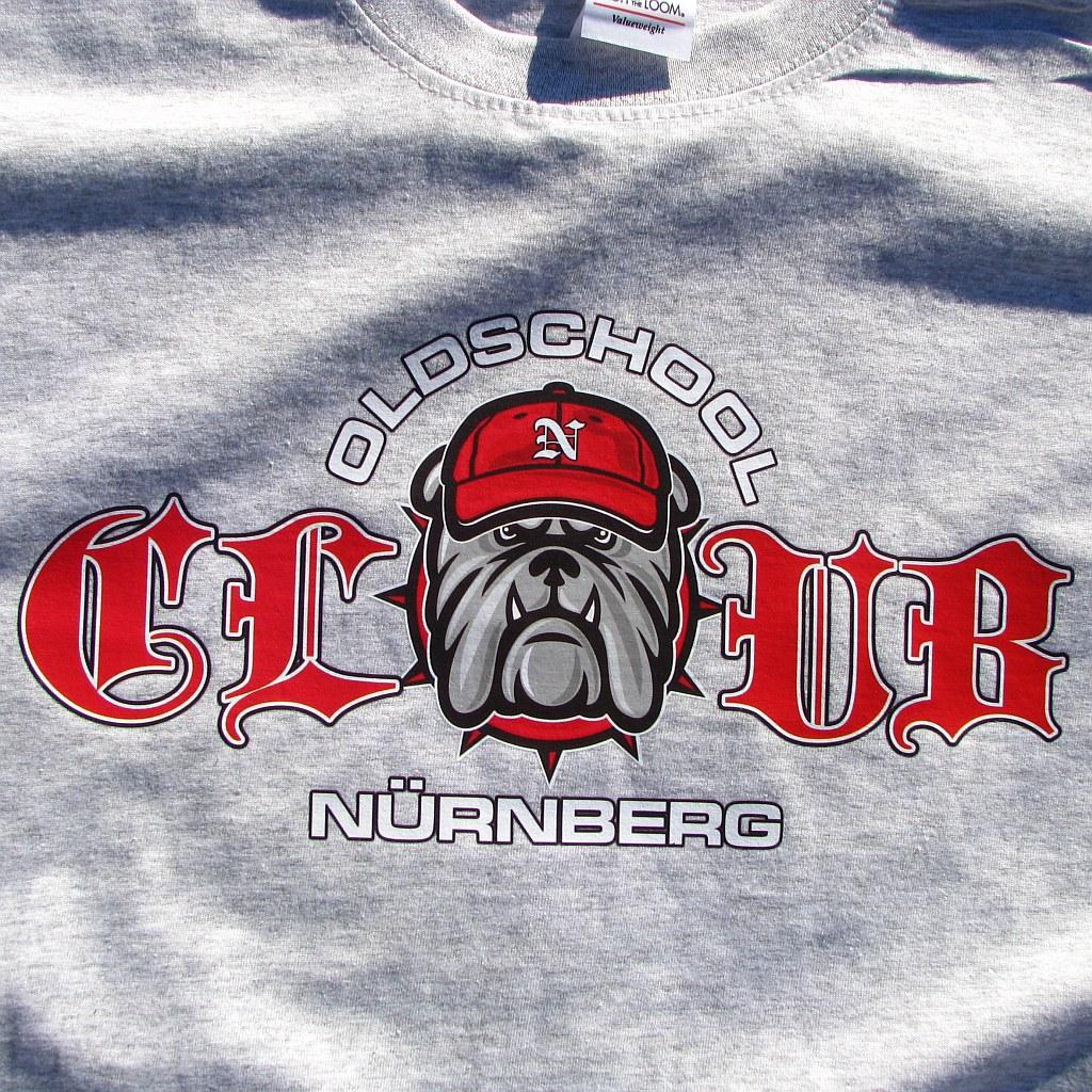 Shirt - Oldschool Dog Nürnberg