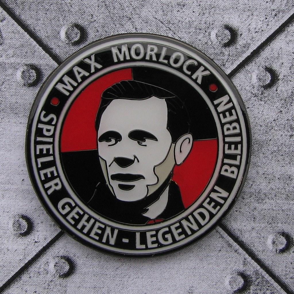 Pin - Max Morlock