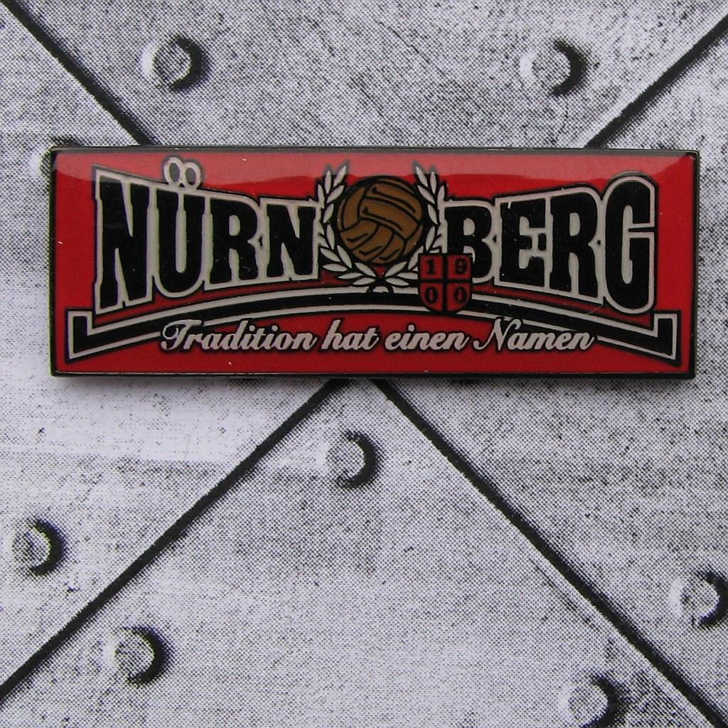Pin - Nürnberg Tradition 1900