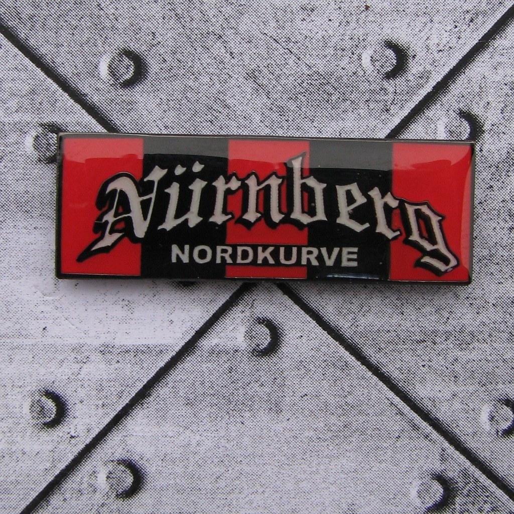 Pin - Nürnberg Nordkurve
