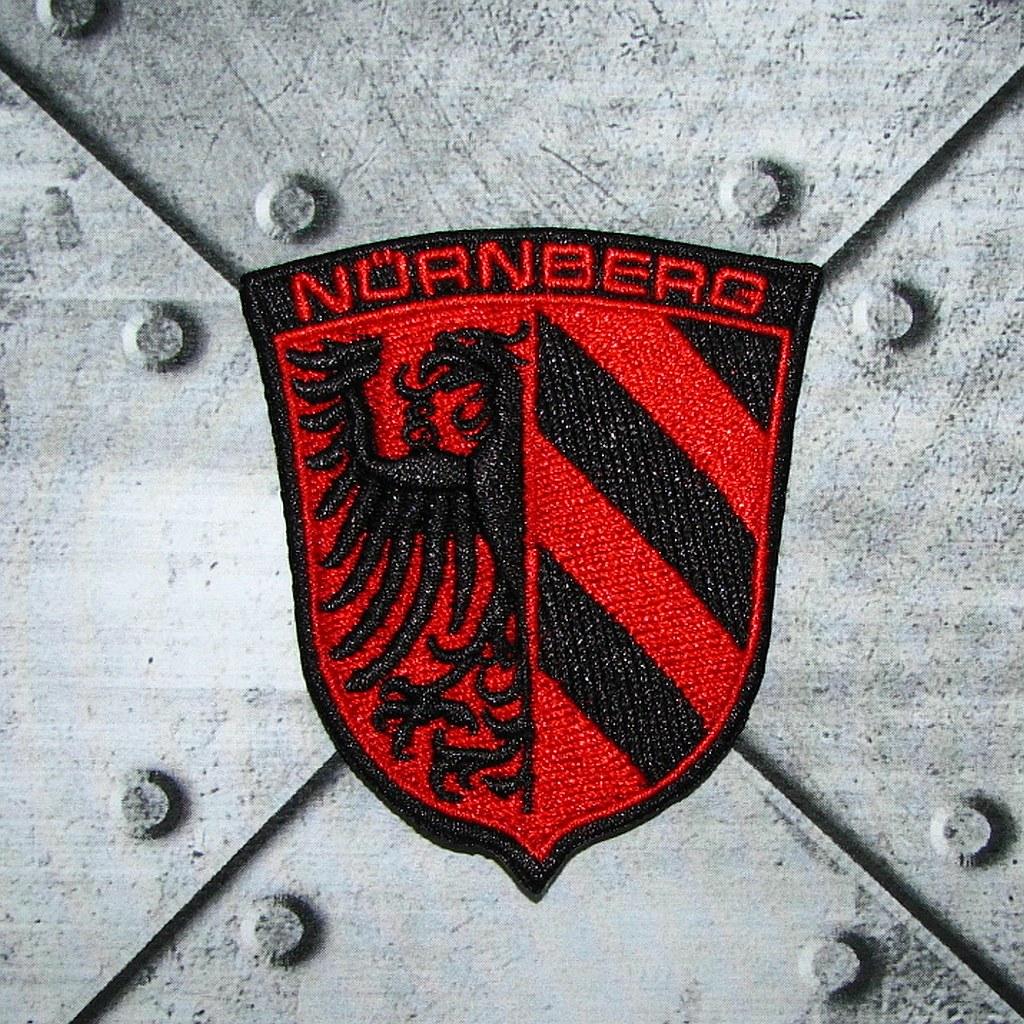 Aufnäher - Nürnberg Wappen