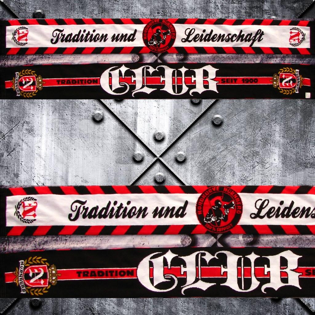 HD Jaquard Schal - Club Tradition und Leidenschaft