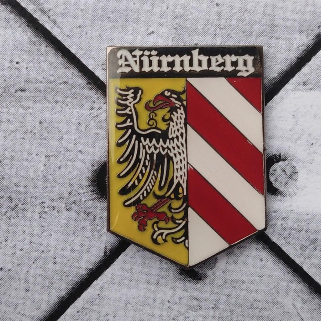 Pin - Nürnberg Wappen