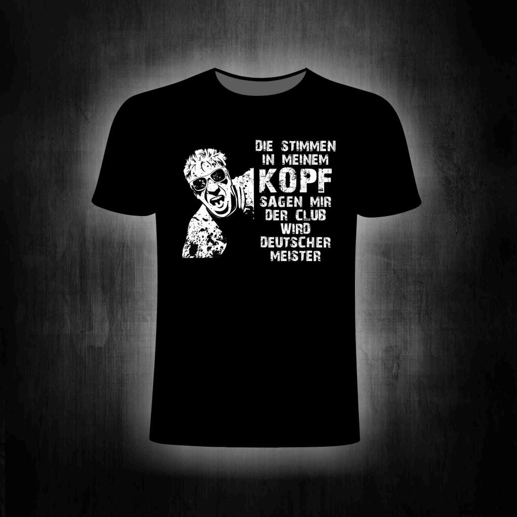 Shirt - Die Stimmen in meinem Kopf  Sonderpreis
