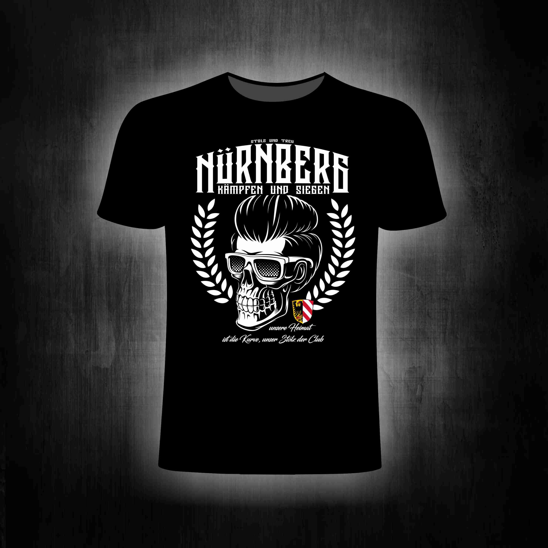 Shirt - Nürnberg Stolz und Treu