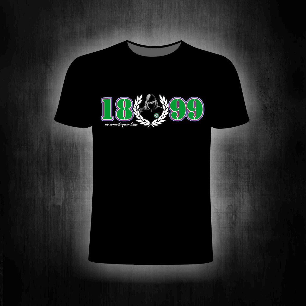 Shirt - Rapid 1899 we come to your town
