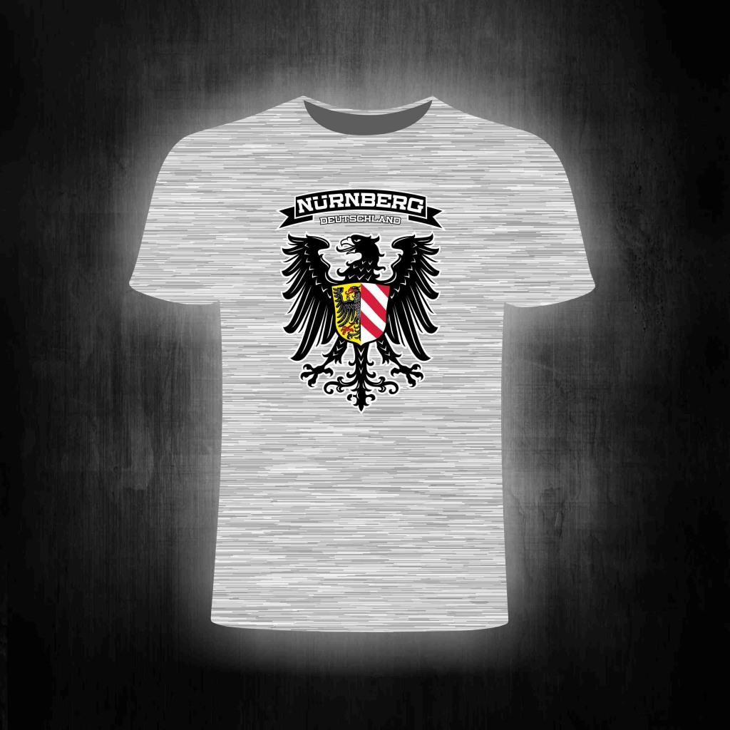 T-Shirt einseitig bedruckt  Liebe Glaube Leidenschaft