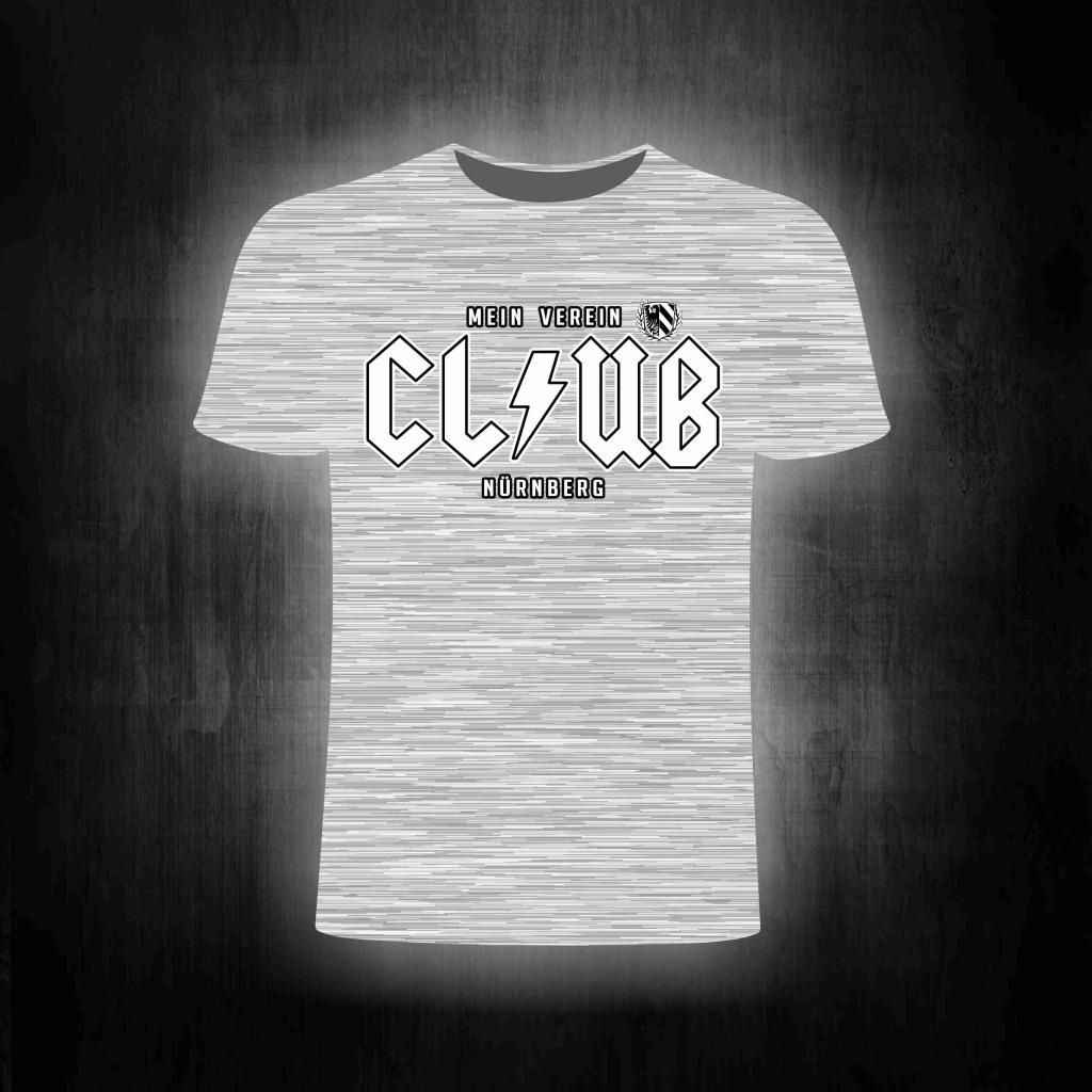 T-Shirt einseitig bedruckt  Club