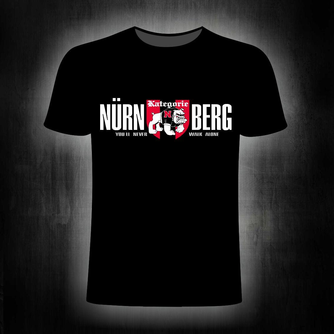 T-Shirt einseitig bedruckt 'Kategorie N'
