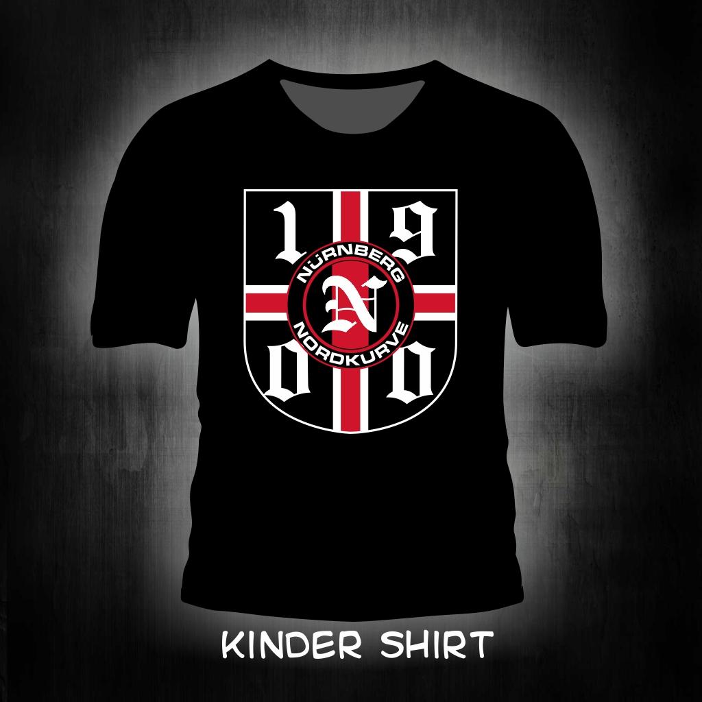 Kinder T-Shirt einseitig bedruckt  1900 Logo