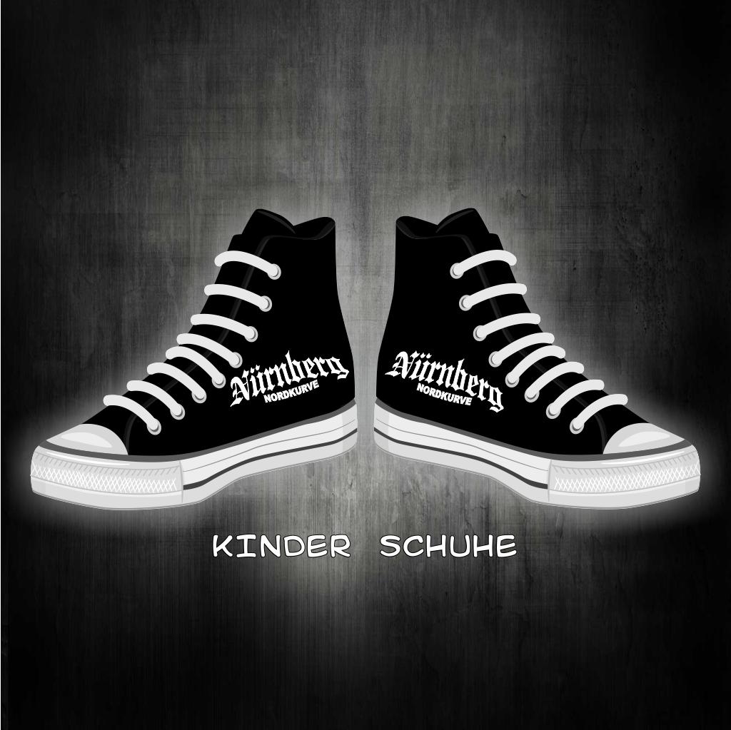 Kinder Schuhe Sneaker Nordkurve