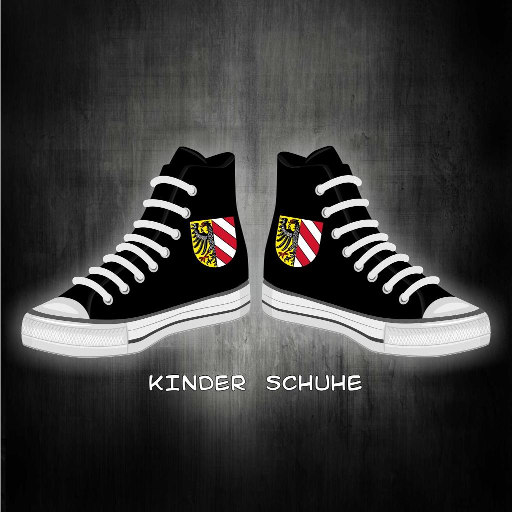 Kinder Schuhe Sneaker Stadtwappen