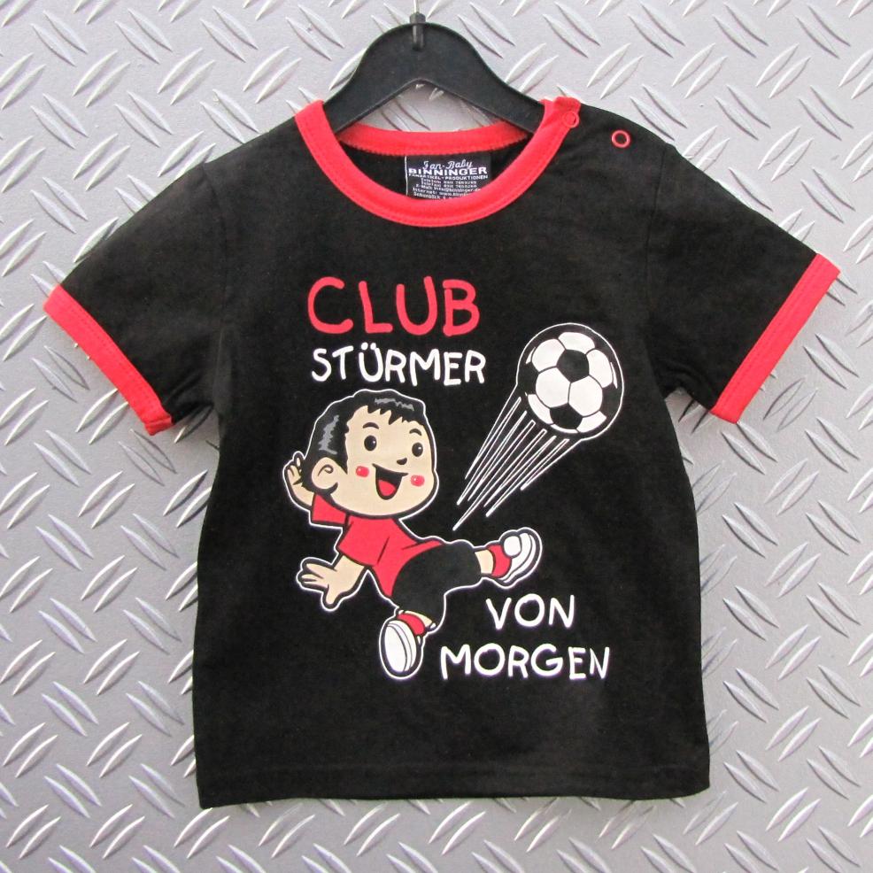 Baby T-Shirt Club Stürmer von morgen