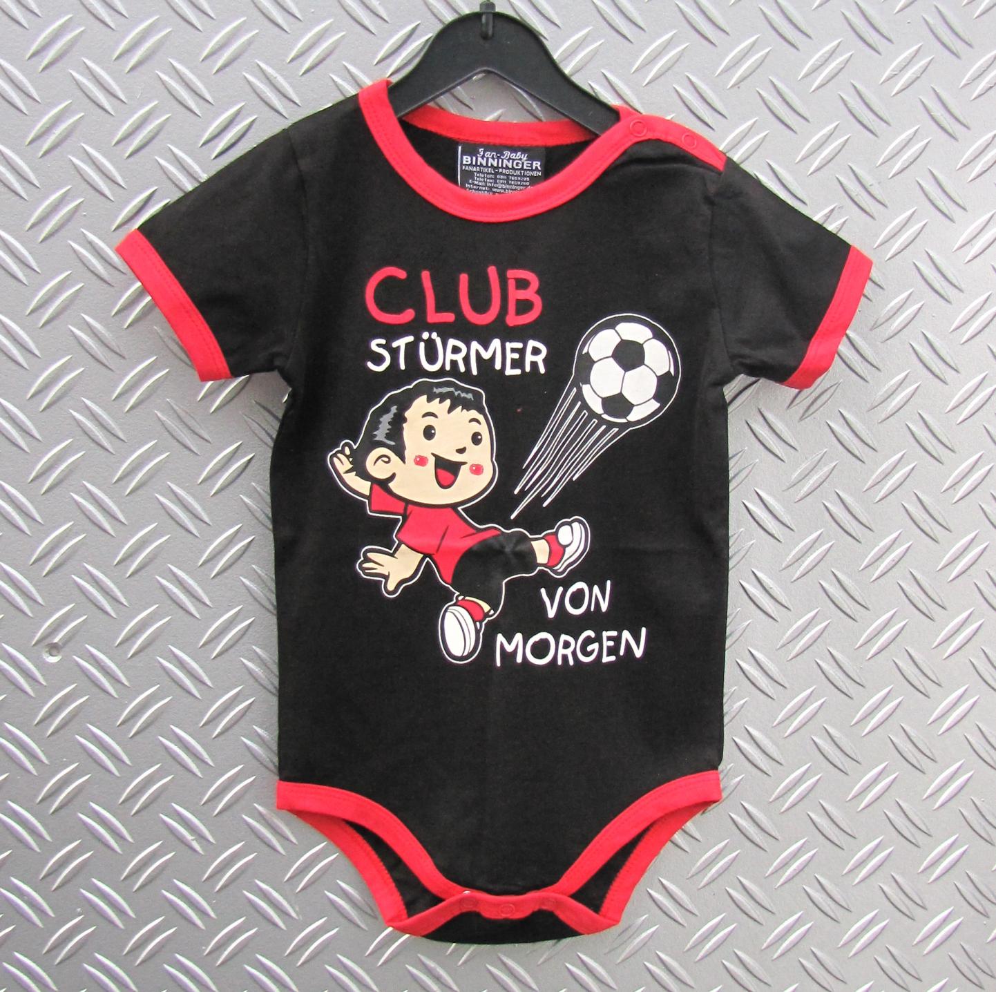 Babybody Club `Stürmer von morgen