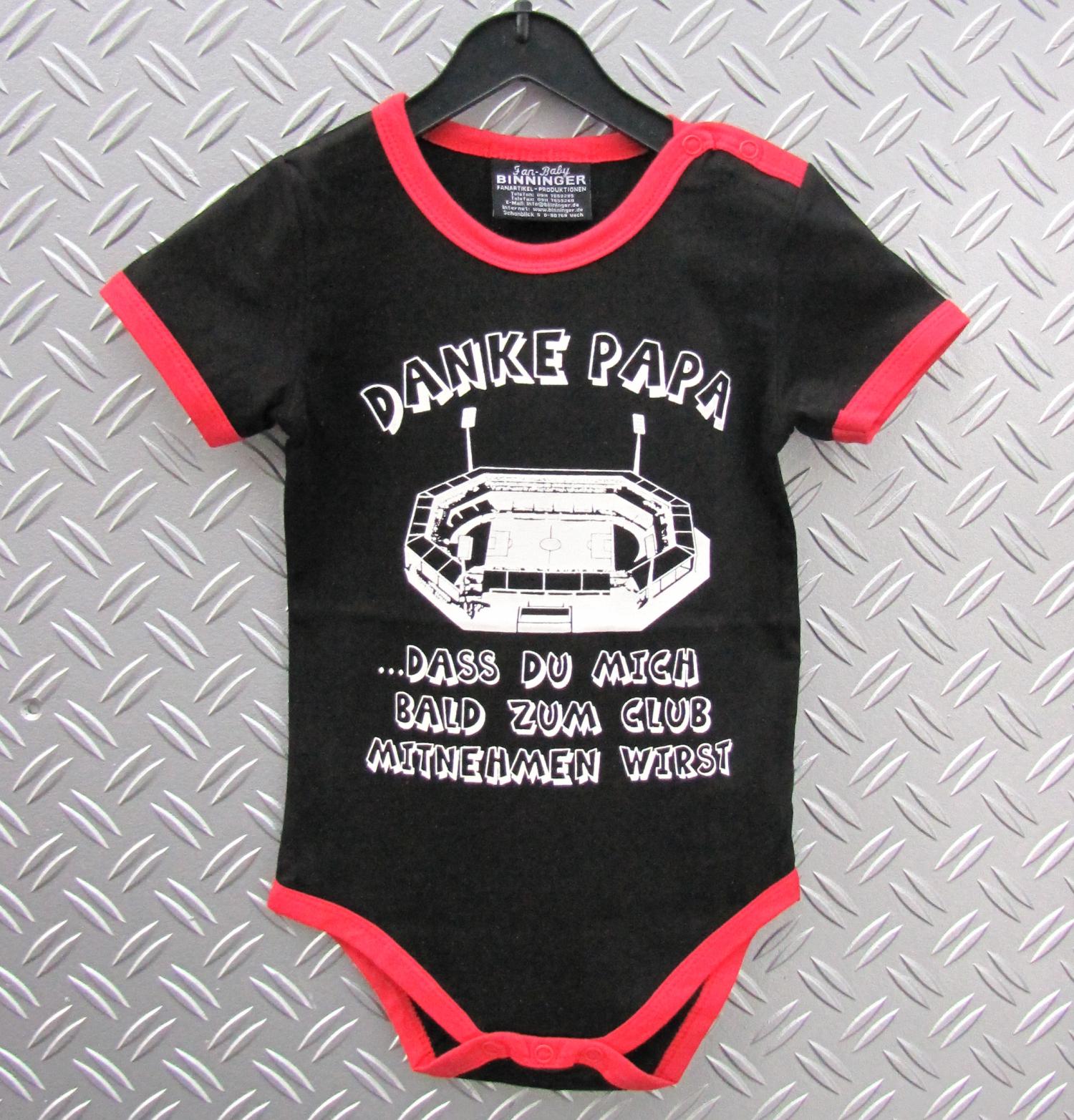 Babybody `Danke Papa...