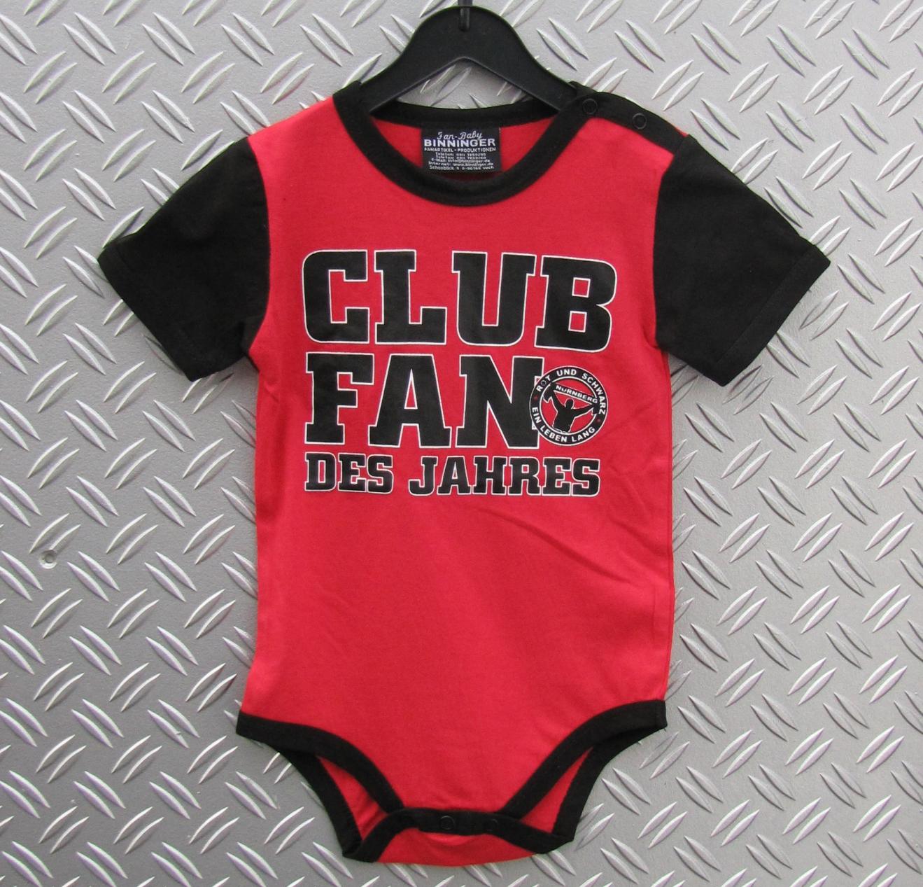 Babybody 'Clubfan des Jahres'